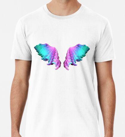 Wings #fractal art Premium T-Shirt