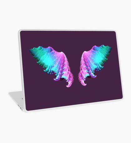Wings #fractal art Laptop Skin
