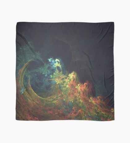 The Storm #fractal art Scarf