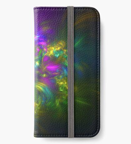 Five stars #fractals iPhone Wallet