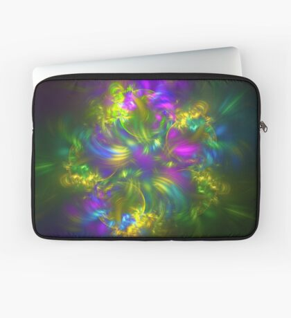 Five stars #fractals Laptop Sleeve