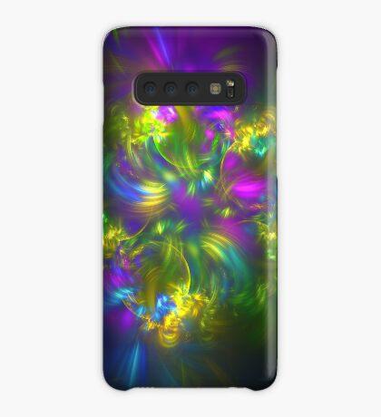 Five stars #fractals Case/Skin for Samsung Galaxy