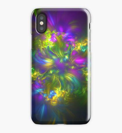Five stars #fractals iPhone Case