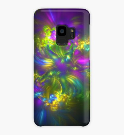Five stars #fractals Case/Skin for Samsung Galaxy