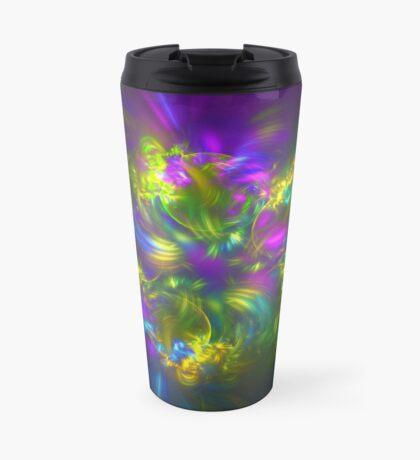 Five stars #fractals Travel Mug