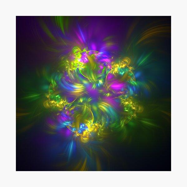 Five stars #fractals Photographic Print
