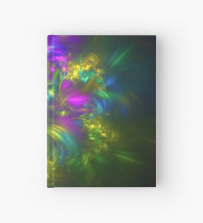 Five stars #fractals Hardcover Journal