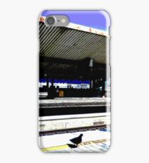 Commuter Blues Union Station iPhone Case/Skin