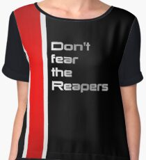 DONT fear the Reapers Chiffon Top