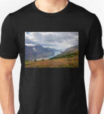 Saskatchewan Glacier, Canada Unisex T-Shirt