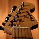 Lead Guitar 3 by Paul Reay