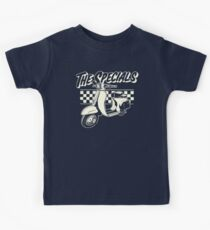 The Specials Mods Scooter Kids Tee