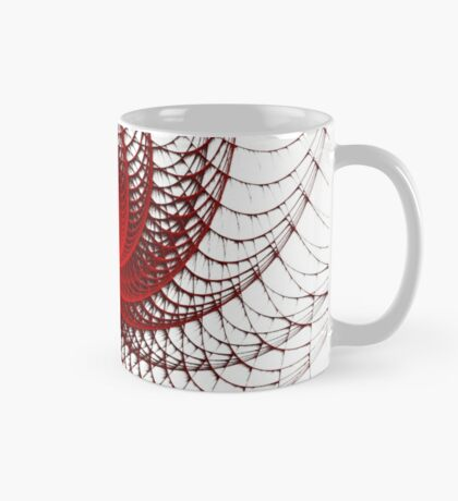 Red Propeller Planet Mug