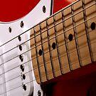 Lead Guitar 4 by Paul Reay