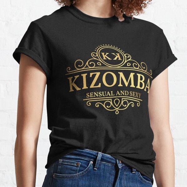 oro kizomba Camiseta clásica