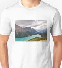 Peyto Lake, Canada Unisex T-Shirt