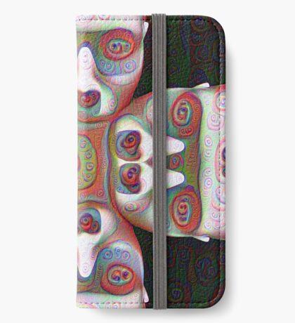 #DeepDream Masks 5x5K v1455625554 iPhone Wallet