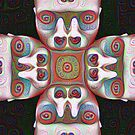 #DeepDream Masks 5x5K v1455625554 by blackhalt