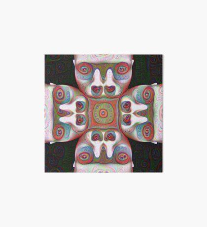 #DeepDream Masks 5x5K v1455625554 Art Board