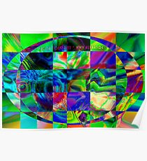 fuxart fractal four Poster