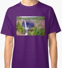 Helmcken Falls, BC, Canada Classic T-Shirt