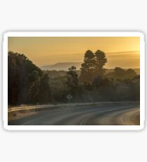 The Great Ocean Road, Victoria, Australia Sticker