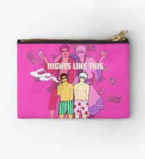 Gintama - Nights Like This Zipper Pouch
