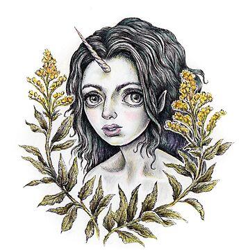 Golden  by brettisagirl