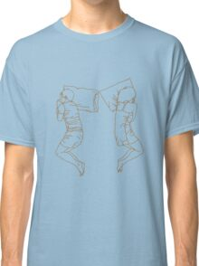 Sleeping position: Cliffhanger Classic T-Shirt