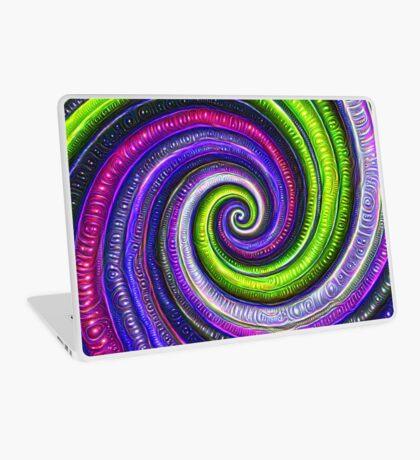 Source #DeepDream #Art Laptop Skin