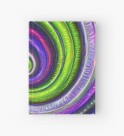 Source #DeepDream #Art Hardcover Journal