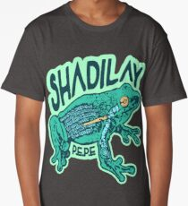P.E.P.E - Shadilay Long T-Shirt