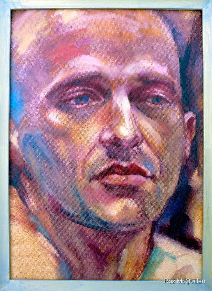 Portrait of Steven  by Roz McQuillan