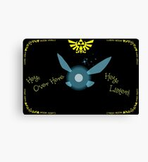So I heard you like Navi... Canvas Print