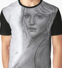 Number Six Graphic T-Shirt
