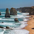 The Twelve Apostles, Victoria Australia by LisaRoberts