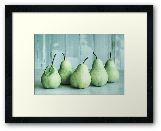 Just Pears by Colleen Farrell
