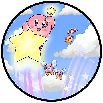 Kirby de las estrellas de alyssadyerart