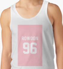 SF9 · Rowoon · Pink Men's Tank Top