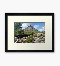 Buachaille Etive Mor 142 Framed Print