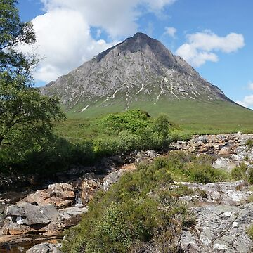 Buachaille Etive Mor 142 by goldyart