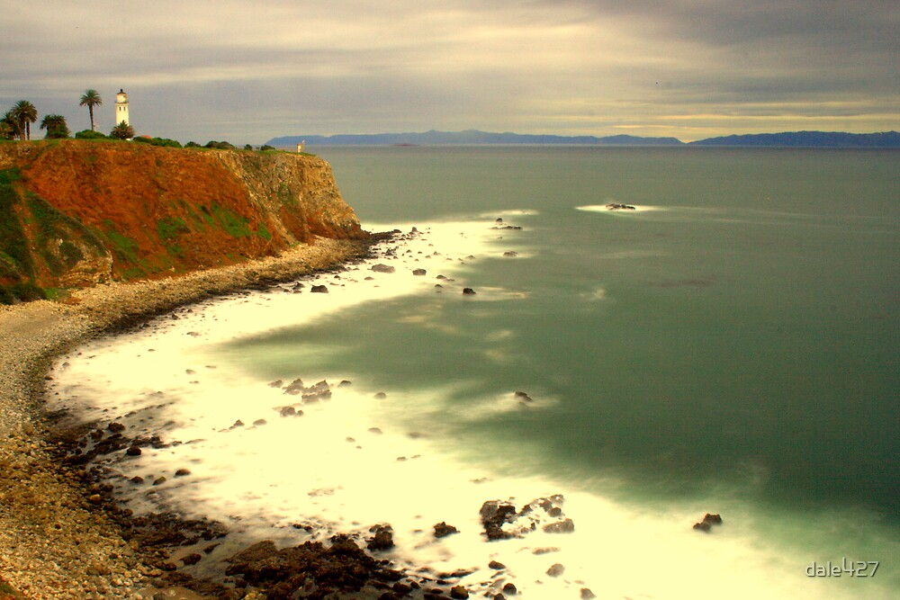 Pt. Vicente Lighthouse by dale427
