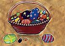 Easter Eggs by John Douglas