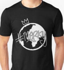 #MERKY GLOBE - STORMZY BLACK Unisex T-Shirt