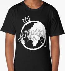 #MERKY GLOBE - STORMZY BLACK Long T-Shirt