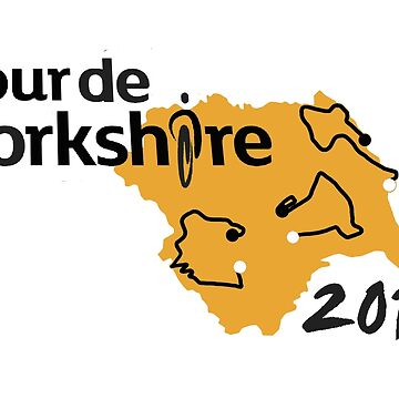 Tour de Yorkshire 2015 Route by AndyFarr