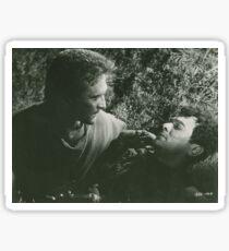 CINEMA / Spartacus / Kirk Douglas / Tony Curtis / 1960 Sticker