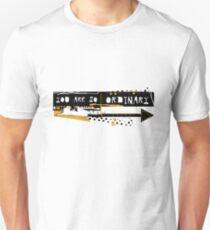 Two Flat Whites; Campaign Image 2 T-Shirt