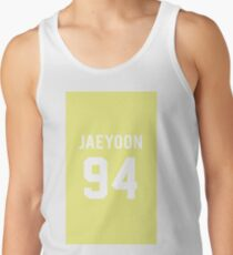 SF9 · Jaeyoon · Yellow Men's Tank Top