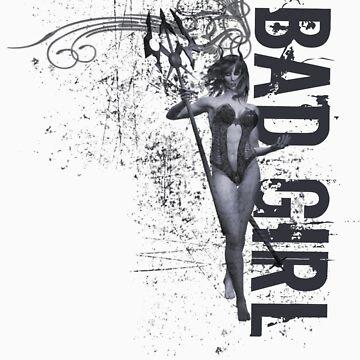 Bad Girl by RainbowDesign